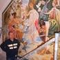 Umělecká tvorba - Malba na stěnu a fasádu